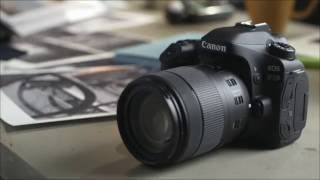 Canon 80D Overview
