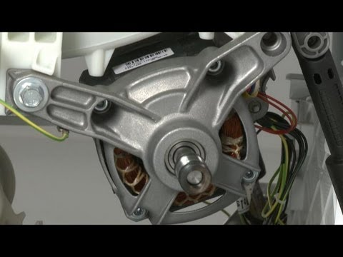 DuetHE3 Front Load Washer Drive Motor Replacement #8182793  YouTube