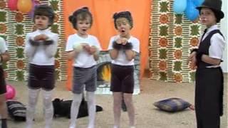 Детский  мюзикл-1