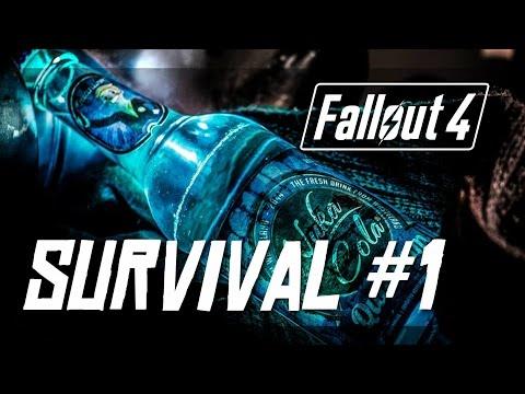 ☢     Fallout 4 Survival Mode     ☢     Part 1: Introduction