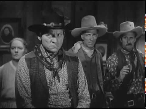 Billy the Kid Returns (1938)  Roy Rogers, Smiley Burnette, Lynne Roberts