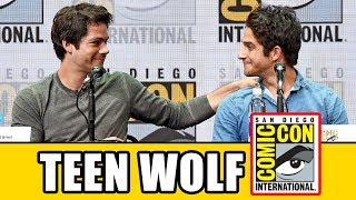 Download Video TEEN WOLF Comic Con 2017 Panel - Final Season News & Highlights MP3 3GP MP4