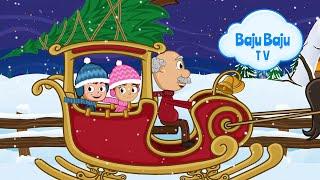 ♪♪♪ Pada śnieg, pada śnieg - Polskie ❤ Piosenki dla dzieci BajuBaju.tv