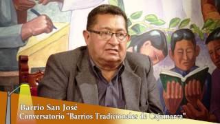 Conversatorio: Barrios Tradicionales de Cajamarca