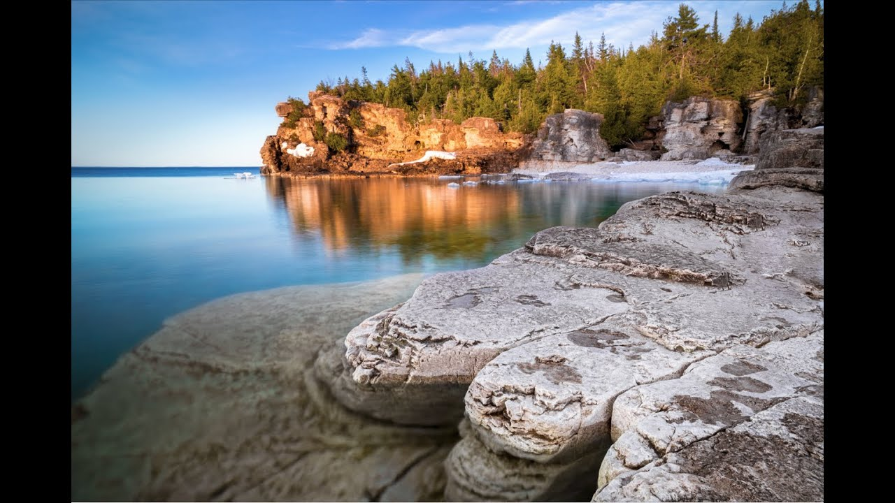 Best places to visit in canada tobermory ontario for Best places to see in canada
