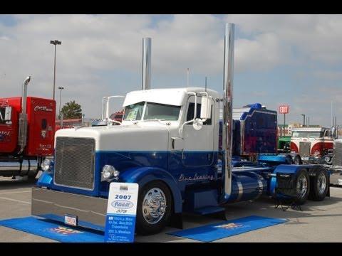 2013 Mid America Truck Show, Big Rig Video's, MATS, Custom Trucks, Chrome, BlingMaster - Part 2