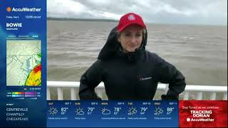 Meteorologist Cheryl Nelson, CBM - Weather & Climate Reel