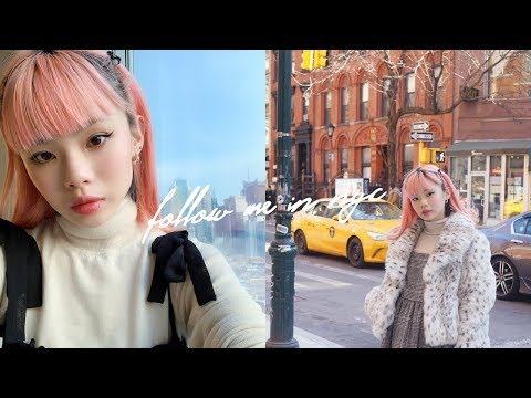 follow me in new york 🗽🇺🇸 daily life & the best places to eat ❤️
