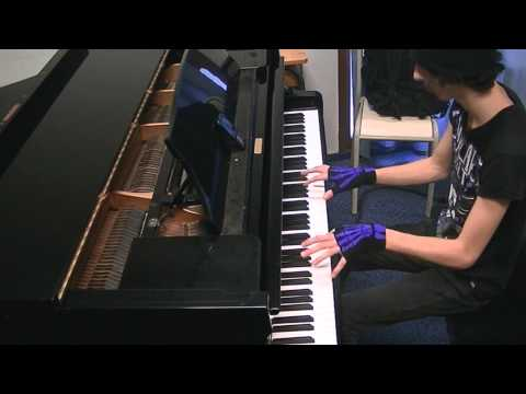 AVENGED SEVENFOLD - BEAST AND THE HARLOT PIANO COVER