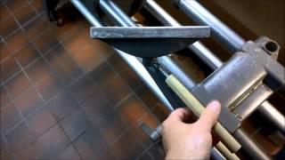 Shop Smith Tool Rest Mod