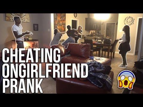 EXTREME CHEATING PRANK ON GIRLFRIEND!!!...