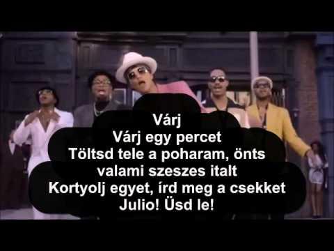 Bruno Mars uptown Funk magyarul