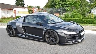 Audi R8 V8 Supersport and Prior Design Tuning 2013 - Part I