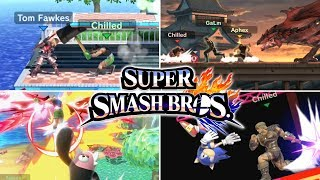 High Risk High Reward! (Super Smash Brothers Ultimate w/ The Derp Crew)