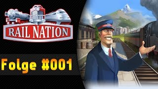 Ein Imperium beginnt... | RailNation #001 ★ Let's Play RAILNATION