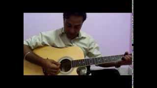Chura Liya Hai Tumne Jo Dil Ko(Film: Yaadon Ki Baraat)Guitar Chords Lesson