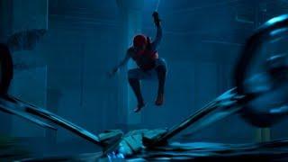 """Ловушка для человека паука! -""""Человек-паук: Возвращение домой"""" отрывок из фильма"""