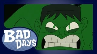The Incredible Hulk - Bad Days - Episode 10