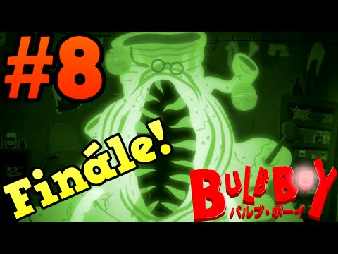 INSERTING INTO VAGINA MOUTH MONSTER! | Finale | Bulb Boy - Part 8