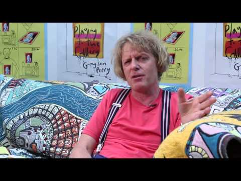 Grayson Perry: 'What do you learn at art schools?'
