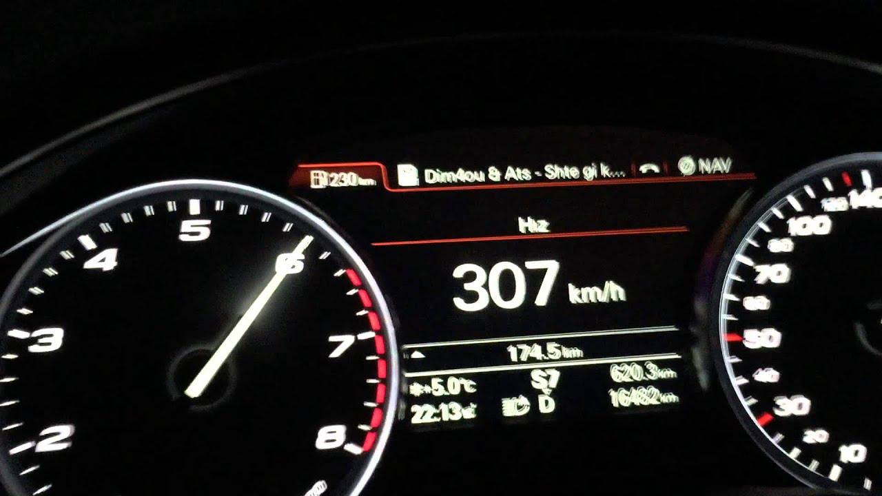 Audi S8 Top Speed Youtube