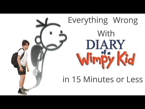 Everything Wrong With Diary Of A Wimpy Kid In 15 Minutes Or Less