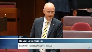 "Senator Leyonhjelm ""There were as many multiple victim shootings after 1996 as before"""