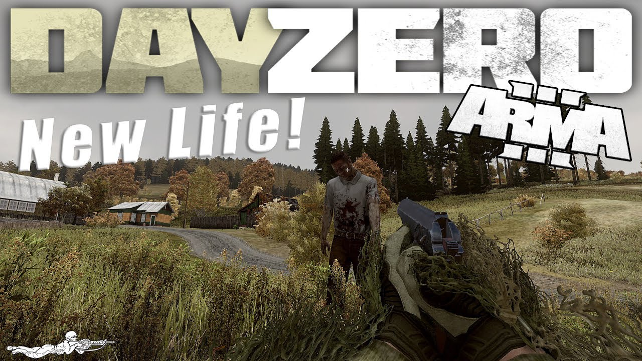ARMA 3| DayZero Survival Mod|#2◆New Life!