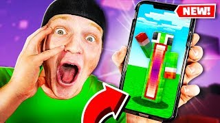 PLAYING MY BRAND NEW APP! (CHASECRAFT)
