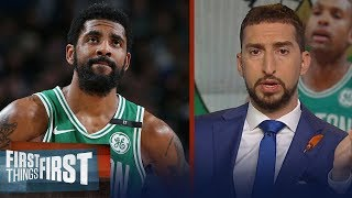 Boston Celtics squandered the biggest heist in NBA history - Nick Wright | NBA | FIRST THINGS FIRST