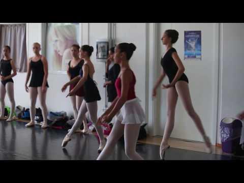 Bolshoi Ballet Academy Summer Intensive. Urbino. Day 4. Variations.