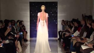 REEM ACRA BRIDAL SPRING 2016 RUNWAY SHOW
