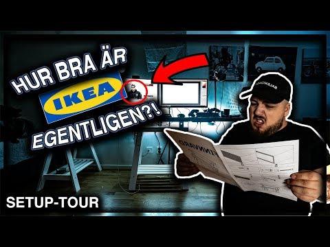 Hur bra är IKEA EGENTLIGEN?! **ELD SETUP**
