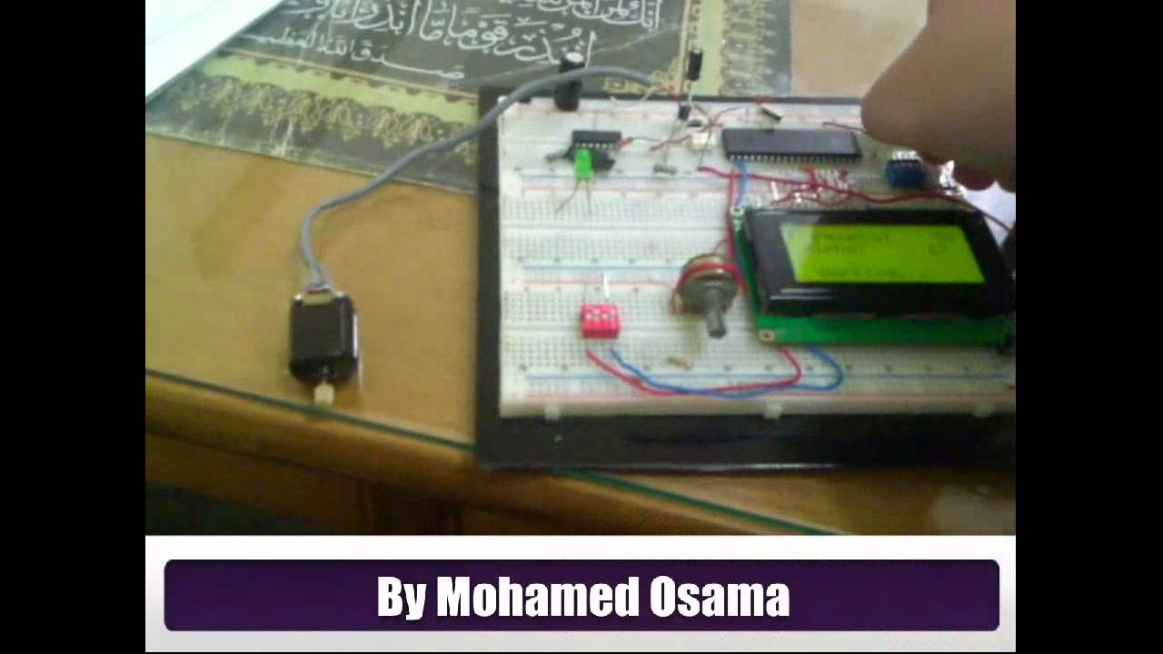 Thyristor Trigger Using Microcontroller Youtube Scr Circuit And Protection Network