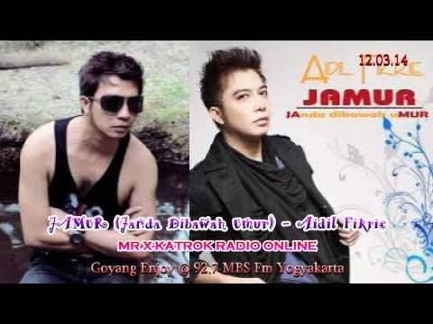JAMUR - Aidil Fikrie KDI 1 Radio Komedi Online Mr X Katrok @xplusk