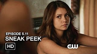 The Vampire Diaries 5x11 Webclip #1 - 500 Years of Solitude [HD]