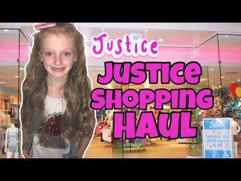 JUSTICE SHOPPING SPREE 2018   MAJOR JUSTICE HAUL