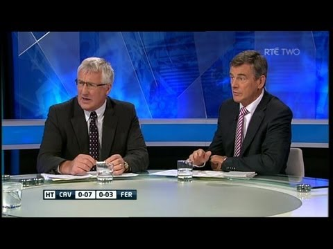 "Pat Spillane: ""What sort of game do we want"" 