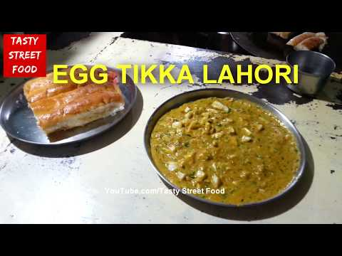 Omelette | Surti Egg  Dish making  - Surat City Street Food