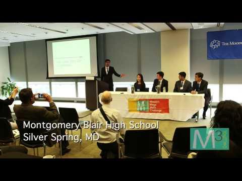 2017 Montgomery Blair High School (Team 9479) Presentation