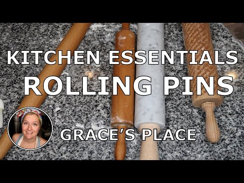 HOW TO CLEAN A ROLLING PIN PLUS EXPLORING DIFFERENT TYPES OF ROLLING PINS