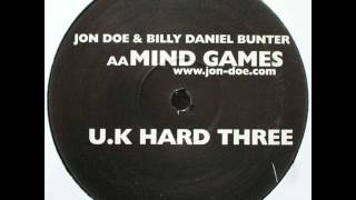 Billy Daniel Bunter & Jon Doe - Mind Games