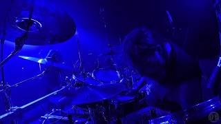 DEATH ANGEL@Will Carroll-The Moth-Will Live in Poland 2019 (Drum Cam)
