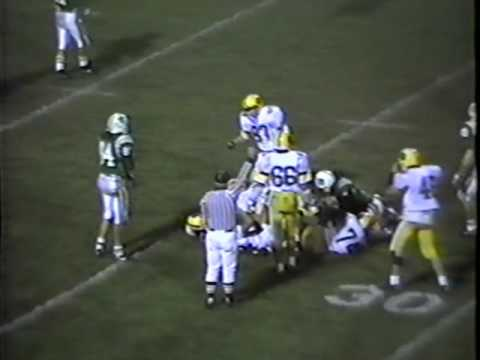 1990 Port Washington vs Ashwaubenon   State Semi Final