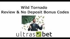 Wild Tornado Review & No Deposit Bonus Codes