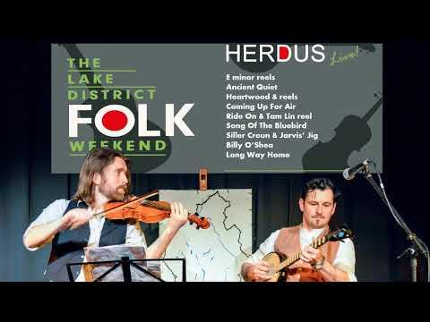 Herdus at Lake District Folk Weekend
