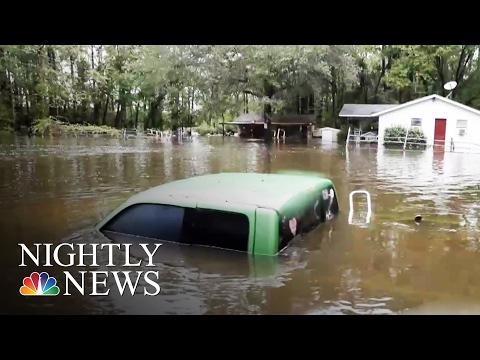 South Carolina Flooding: Dam Breach Triggers Full Scale Evacuation | NBC Nightly News