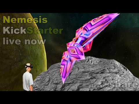 The Scale + Teleporting in Nemesis