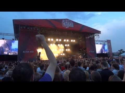 Monika Brodka @ Coke Live Music Festival 2013