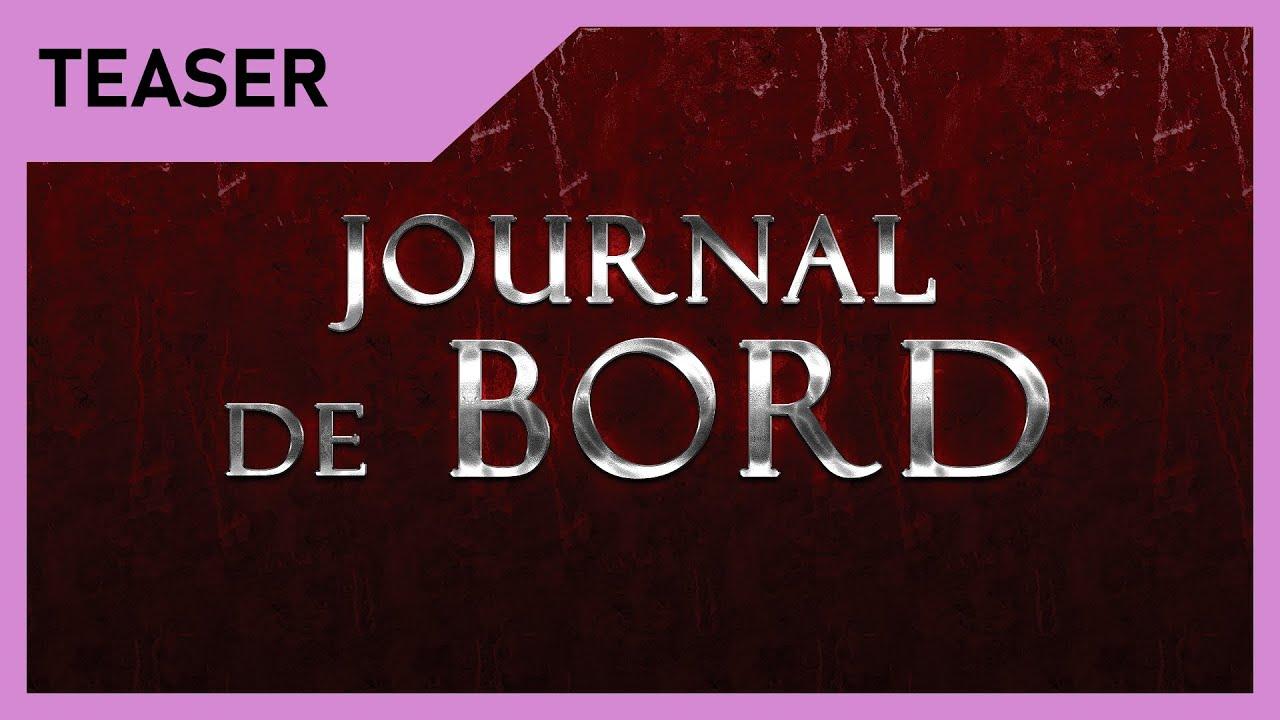 JOURNAL DE BORD - TEASER - YouTube